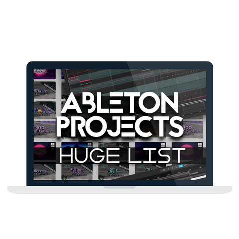 free ableton project files