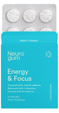 Neuro Gum: Energy & Focus - Peppermint Flavor