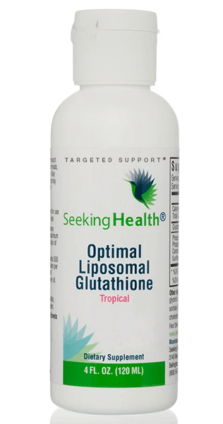 Optimal Liposomal Glutathione-Tropical