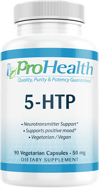 5-HTP (5-Hydroxy L-Tryptophan)