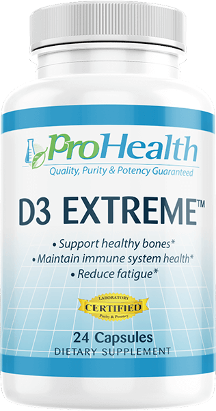 Vitamin D3 Extreme™
