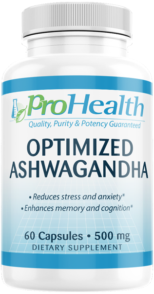 Optimized Ashwagandha (Organic)