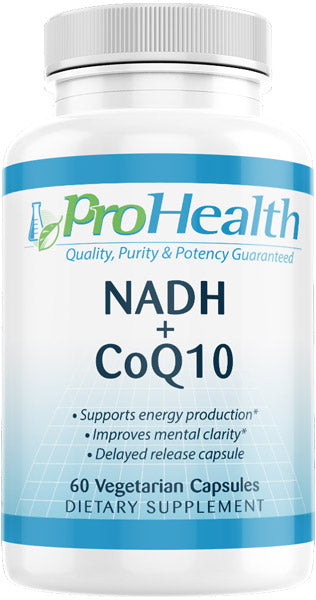 Image of NADH + CoQ10