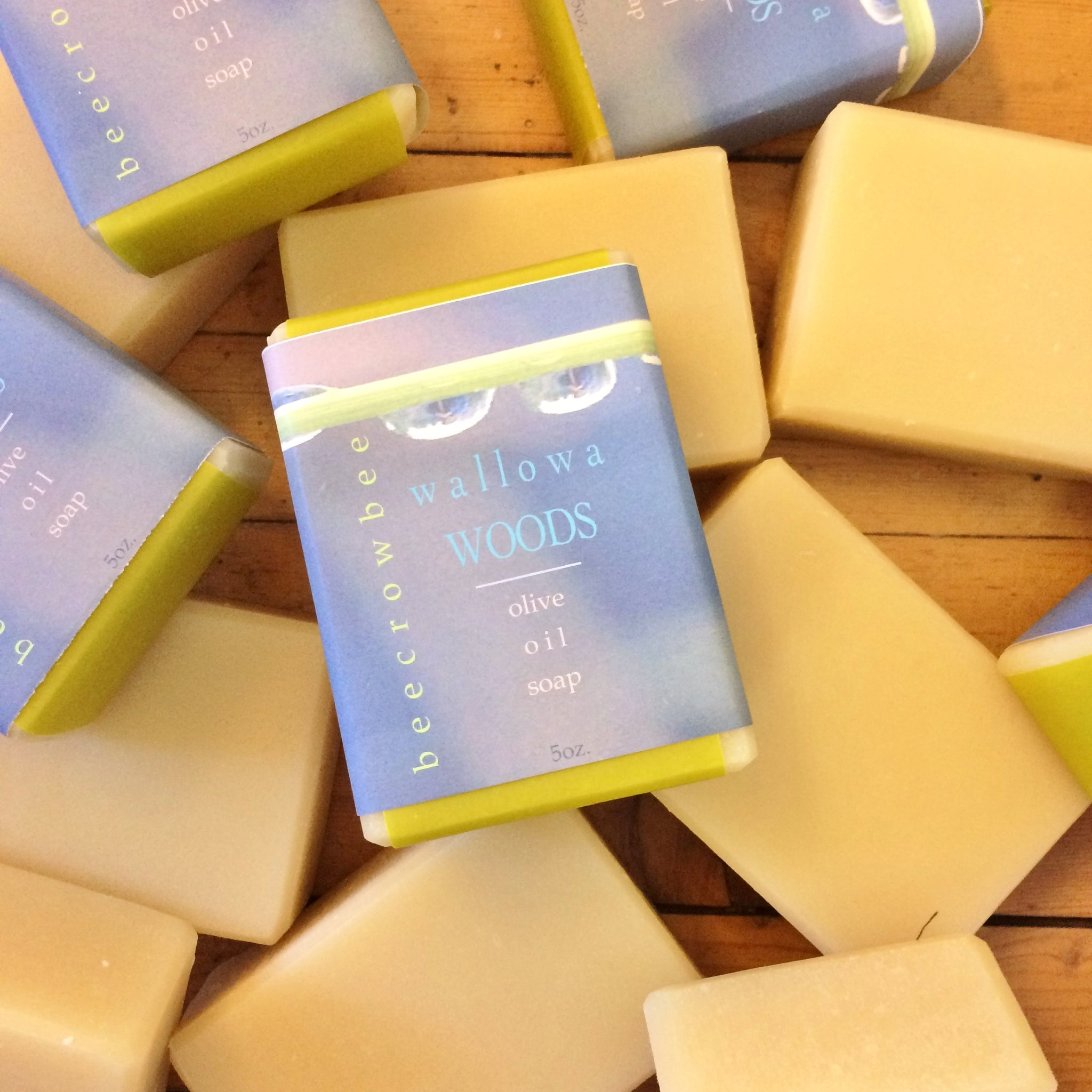 wallowa woods soap