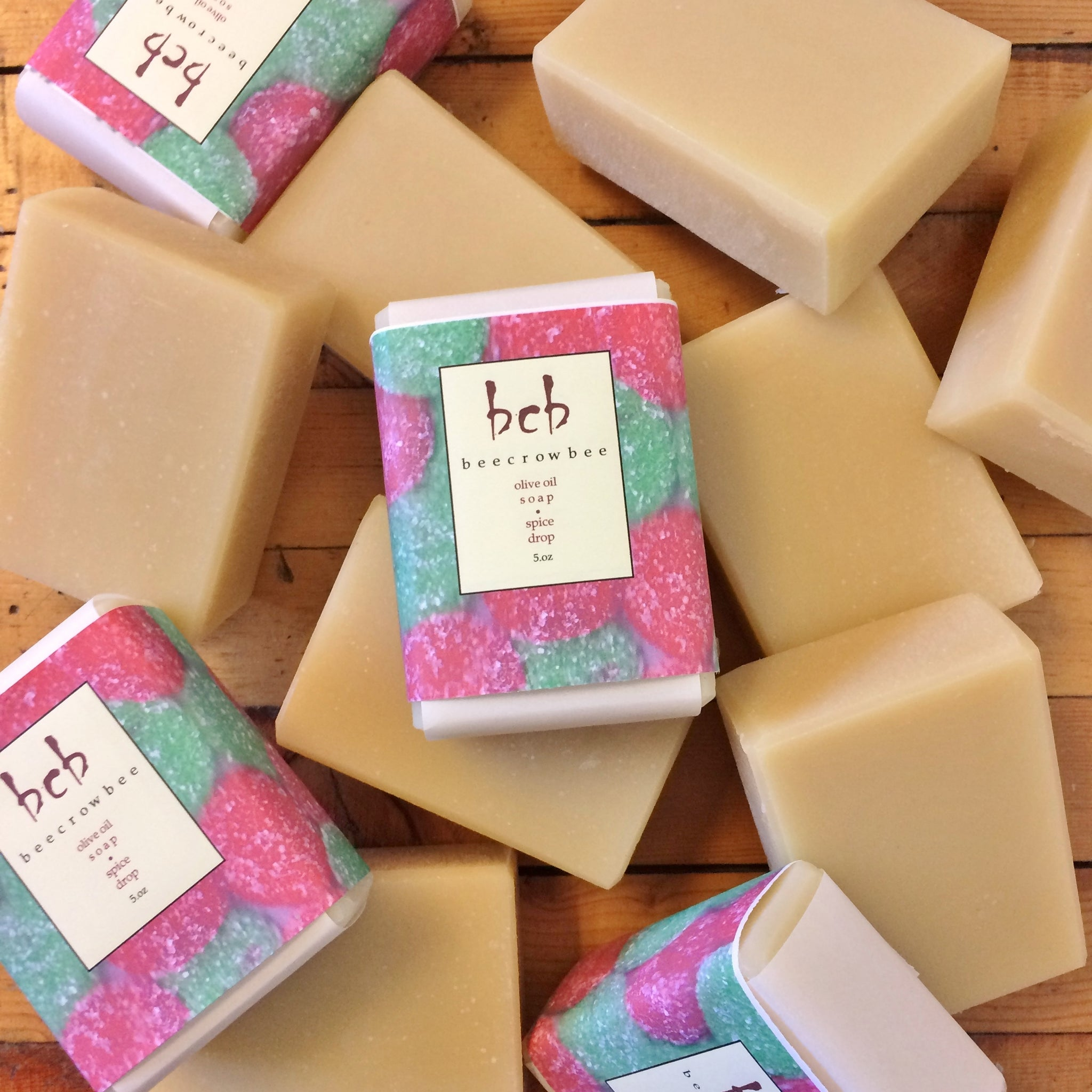 spice drop soap