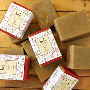 sweet pumpkin soap