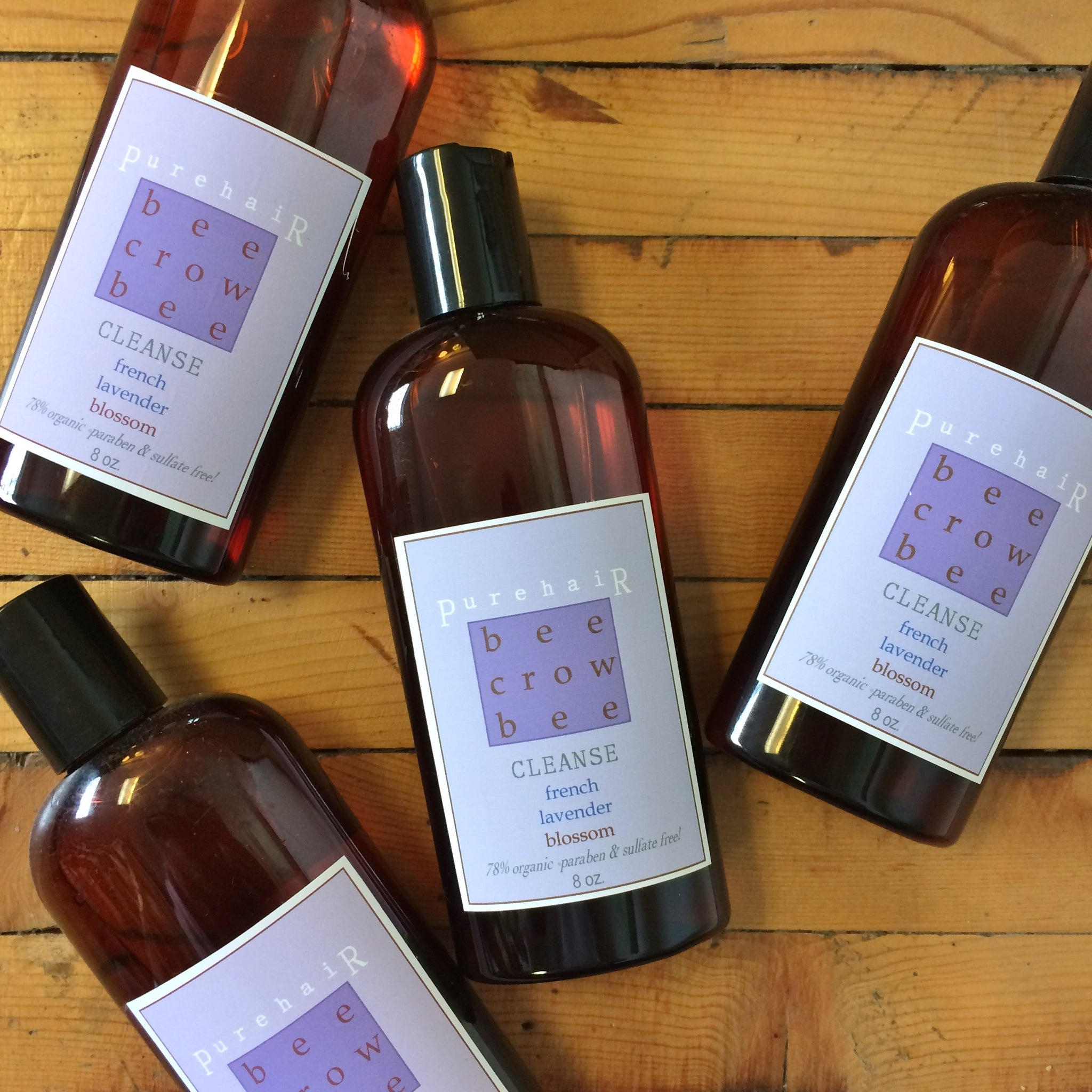 french lavender blossom cleanse