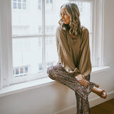 Noelle Pants Brown