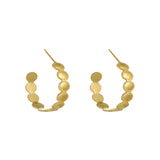 Nina Gold Earrings
