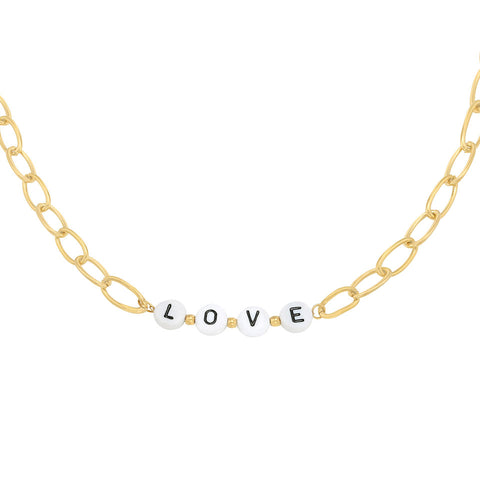 Love Me Now Necklace