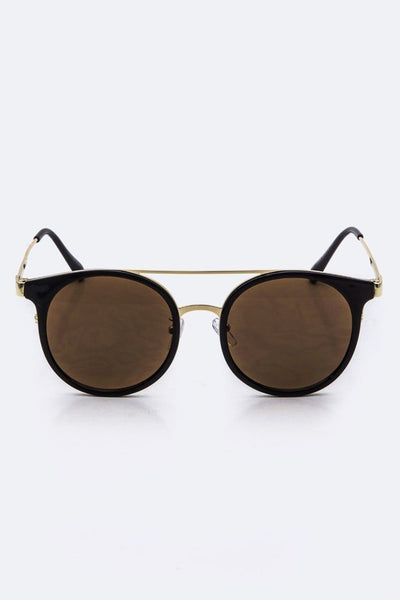Clubround Style Sunglasses