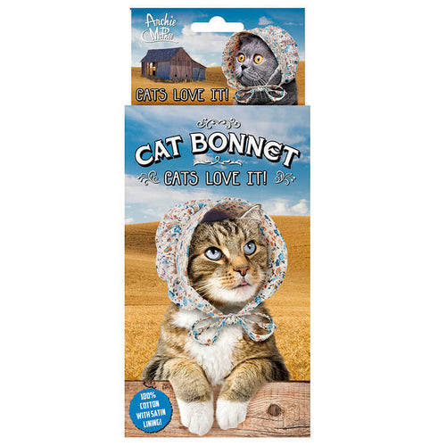 Cat Bonnet for Cats