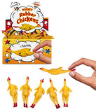 Miniature Rubber Chicken