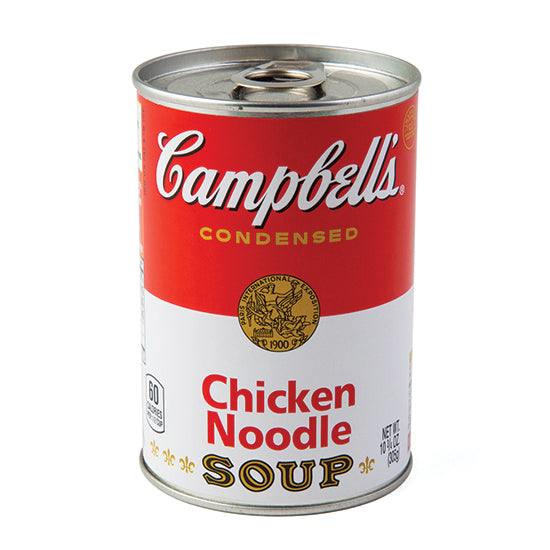Campbell's® Chicken Noodle Can Decoy Safe
