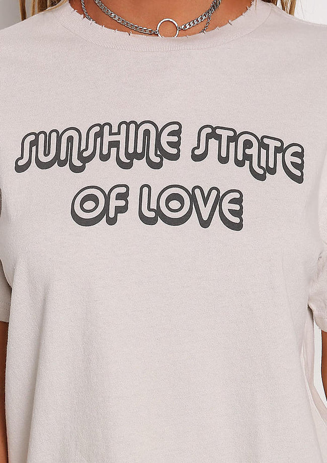 Sunshine State of Love Tee