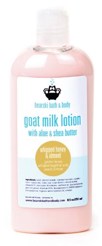 Bearski Goat's Milk Lotion