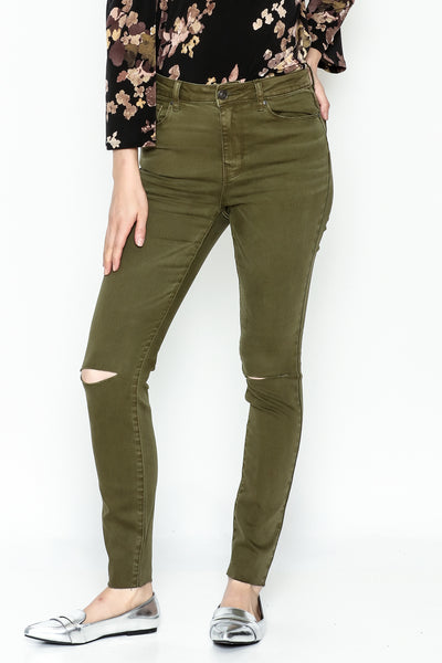 Olive Jeans