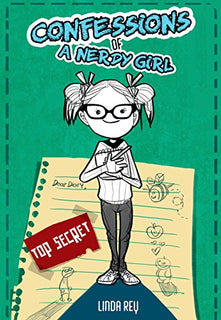 "Audio Book for ""Confessions of A Nerdy Girl"" by Linda Rey"