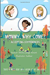 "Spokesperson video for ""Mommy, Why Come?"