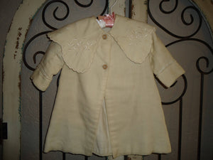 Antique Child or Doll's Over Coat