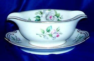Craftsman China - Princess 167 ..Gravy Boat w/Attached Underplate