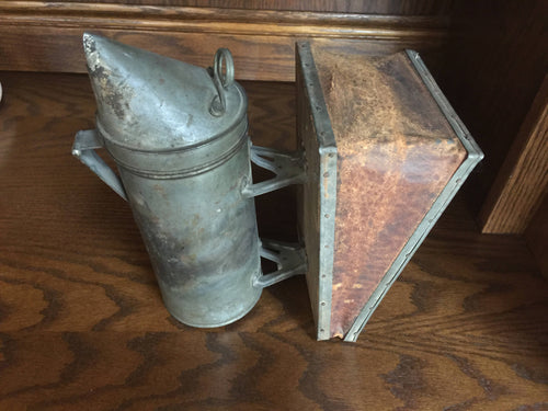 ANTIQUE BEE SMOKER