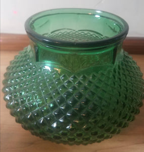 Antique Lidded Candy Dish