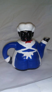 Chef Pappy teapot