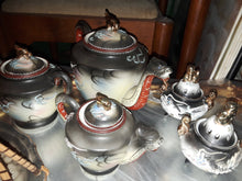 Vintage Dragonware Tea Set