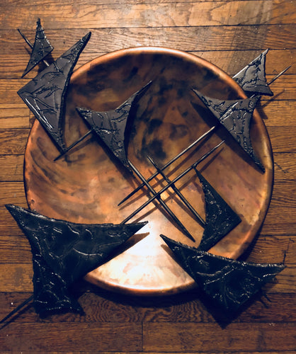 Copper bowl wall decor - Handmade custom