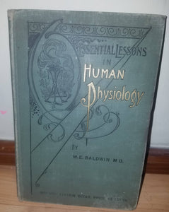 Essential Lessons in Human Physiology