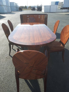 Formal Dining Table w/Server Set