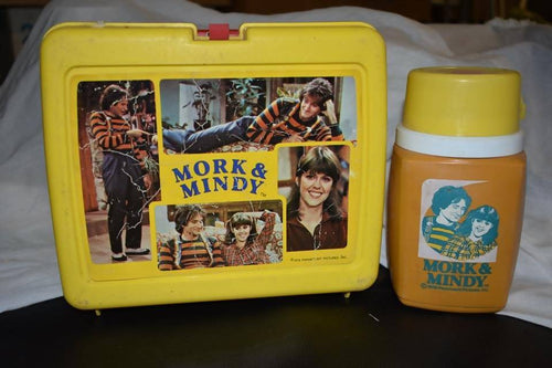 1978 Mork and Mindy Lunchbox and Thermos