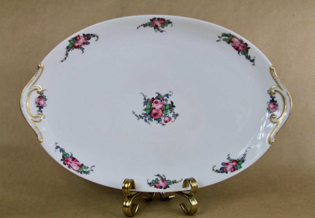 Antique Limoges Large 17