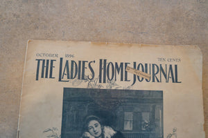 Vintage The Ladies Home Journal Magazine