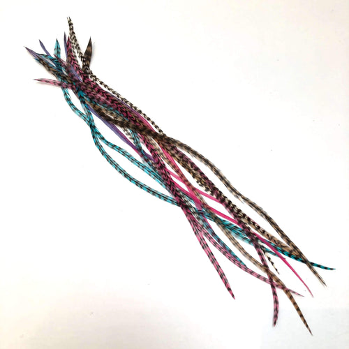 Ethically Sourced Hair Feathers