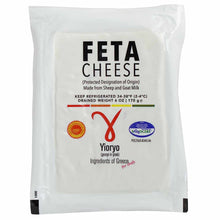 Traditional Greek Feta Cheese