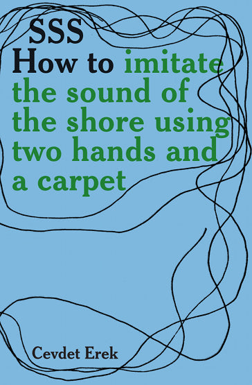 How to imitate the sound of the shore using two hands and carpet