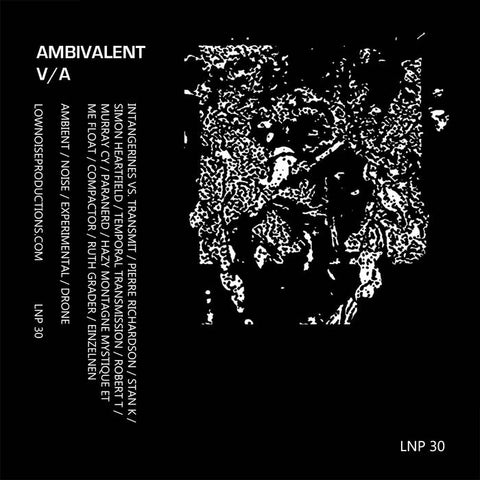 Ambivalent: Various Artists / cassette tape + digital album