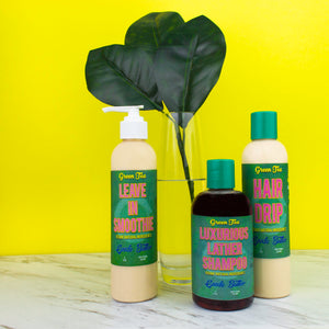 Green Tea Vegan Collection