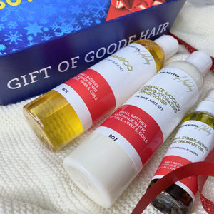 LIMITED EDITION - Goode Holiday Gift Set Full Size