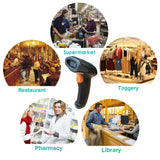 AOY-20 / 2D Barcode Scanner