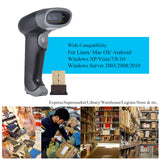 ABWM2 - USB Wireless Barcode Scanner