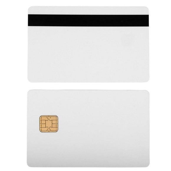 Submilation Chip & Magstripe Card