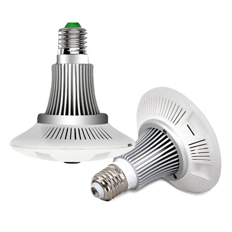 Infrared OR LED Light UFO Bulb Security Camera AEC21