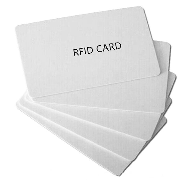 Inkjet Printable RFID Card