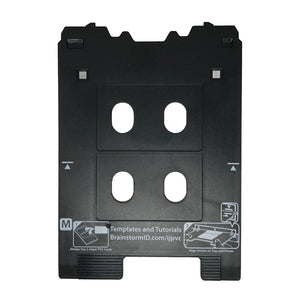 Inkjet PVC Card  M Tray - For Canon