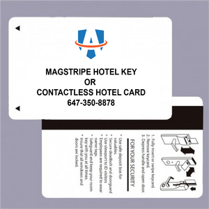 Customized Mag-Stripe PVC Card
