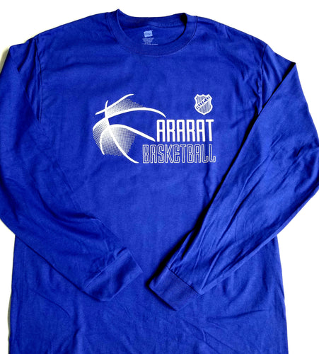 ARARAT BASKETBALL LONG SLEEVE T-SHIRT