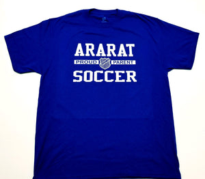ARARAT SOCCER PROUD PARENT T-SHIRT